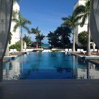 Photo taken at Gansevoort Turks & Caicos by Tara C. on 10/26/2012