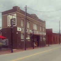 Photo taken at Demolition Coffee by Scott W. on 7/22/2014