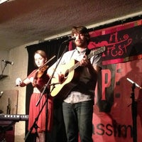 Photo taken at Club Passim by Michael M. on 1/12/2013