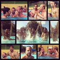 Photo taken at Upshur Swimming Pool by Matt G. on 7/6/2013