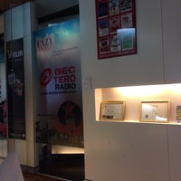 Photo taken at BEC-Tero Radio Company Limited by Gigky J. on 8/26/2014