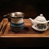 Photo taken at Cha-An Teahouse by Benjamin S. on 2/2/2013