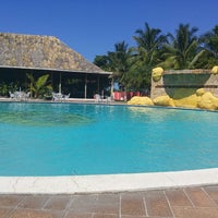 Photo taken at Resort Las Hojas El Salvador by Tania d. on 6/17/2014