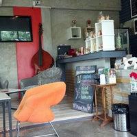 Photo taken at Kebb Café by Na W. on 7/12/2013