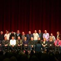 Photo taken at Samuel Goldwyn Theater by Mandy R. on 5/10/2016