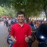 Photo taken at Kampung betawi situ babakan by Eko W. on 9/23/2012