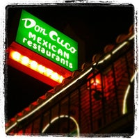 Photo taken at Don Cuco Mexican Restaurant by Thomas B. on 10/16/2012