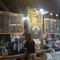 Photo taken at Millcreek Coffee Roasters by Scott D. on 4/2/2013