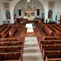 Photo taken at St. Lucy Catholic Church by Ferdz S. on 6/21/2014