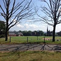 Photo taken at Wesleyan University by Keyana on 8/28/2013