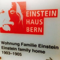 Photo taken at Einstein-Haus by Leyla C. on 9/17/2016