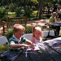 Photo taken at Umlauf Sculpture Garden by Mindy M. on 9/23/2012