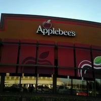 Photo taken at Applebee's by Jocelyn S. on 10/21/2012