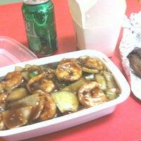 Chinese Food See Thru Kitchen