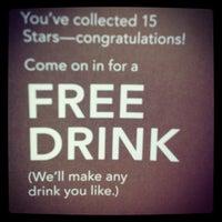 Photo taken at Starbucks by Warren C. on 10/15/2012