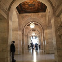 Photo taken at New York Public Library - Wertheim Study by Nat on 9/27/2016