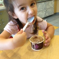 Photo taken at Marble Slab Creamery by D- D. on 7/4/2012
