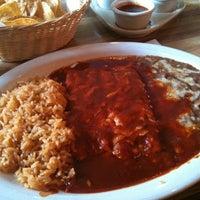 Photo taken at La Fiesta Restaurant by Rose S. on 3/30/2012