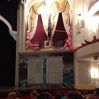 Photo taken at Ford's Theatre by Ashley on 7/26/2012