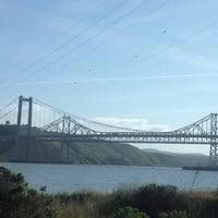 Photo taken at Carquinez Bridge by Arlene on 5/2/2012