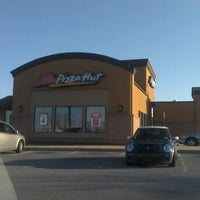 Photo taken at Pizza Hut by Gregory P. on 2/20/2012