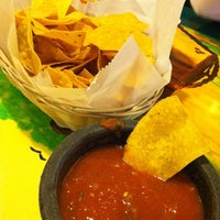 Photo taken at El Campo Restaurante Mexicano by Jena L. on 4/1/2012