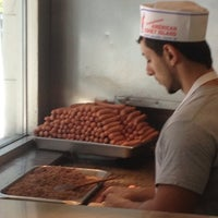 Photo taken at American Coney Island by Brian N. W. on 5/19/2012