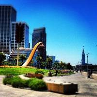 Photo taken at The Embarcadero by Joana P. on 7/10/2012