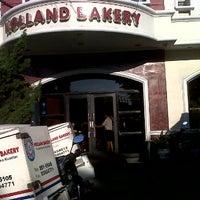 Photo taken at Holland Bakery Kp. Melayu by iskar n. on 4/7/2012