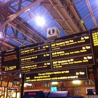 Photo taken at London Marylebone Railway Station (MYB) by Simon W. on 6/10/2012