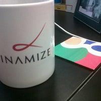 Photo taken at Dinamize Rio by Thomaz T. on 3/23/2012