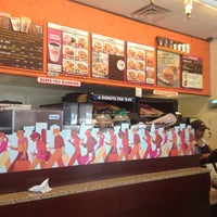 Photo taken at Dunkin Donuts by Enoch S. on 8/25/2012
