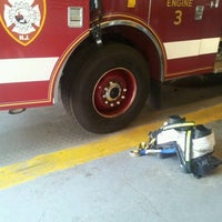 Photo taken at Eastside firehouse by Ruperto A. on 8/3/2012