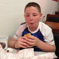 Photo taken at Jimmy John's by Robin R. on 3/20/2012