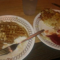 Photo taken at Waffle House by Brad M. on 8/12/2012