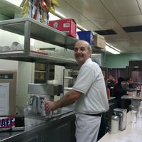 Photo taken at Lafayette Coney Island by Jack S. on 2/18/2012