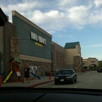 Photo taken at Walmart Supercenter by 🎀Cheryl🎀 on 5/1/2012