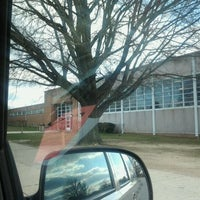 Photo taken at Thurgood Marshall Middle School by Tairon H. on 3/4/2012