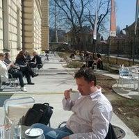Photo taken at Kavarna SEM by Jan Z. on 3/16/2012