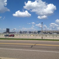 Photo taken at MSP Airport Cell Phone Lot by Johnathan C. on 6/5/2012
