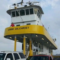Photo taken at Galveston - Bolivar Ferry by Shortstop on 4/29/2012