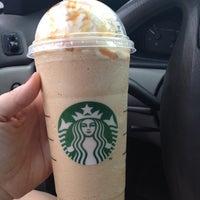 Photo taken at Starbucks by Crystal M. on 4/27/2012
