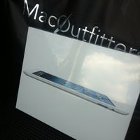 Photo taken at MacOutfitters by Jeremy S. on 3/17/2012