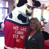 Photo taken at Chick-fil-A Long Beach by Pam M. on 4/20/2012