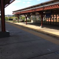 Photo taken at Amtrak/SEPTA: Wilmington Station by nicky w. on 8/20/2012
