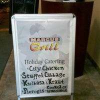 Photo taken at Marcus Grill by Gene G. T. on 3/11/2012