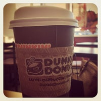 Photo taken at Dunkin' Donuts by Alona H. on 9/11/2012