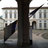 Photo taken at PAC - Padiglione d'Arte Contemporanea by Danilo M. on 9/2/2012