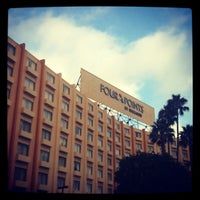 Photo taken at Four Points by Sheraton Los Angeles International Airport by Maria on 8/25/2012