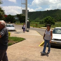 Photo taken at E/S Morocha I by Francisco D. on 5/27/2012
